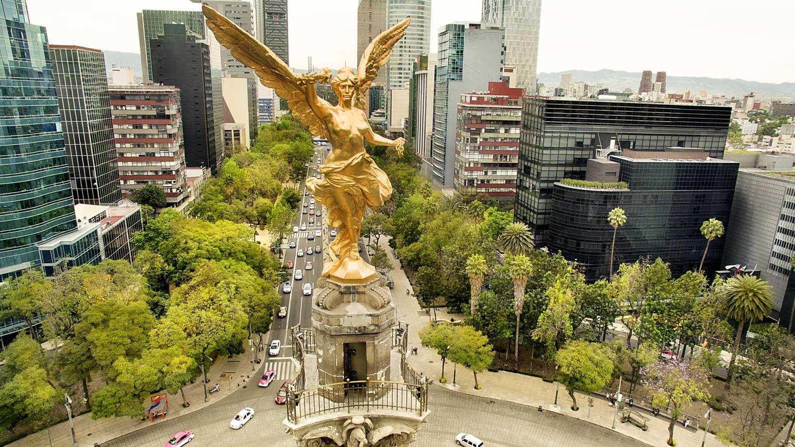 Handelsrelatie met Mexico blijft groeien.