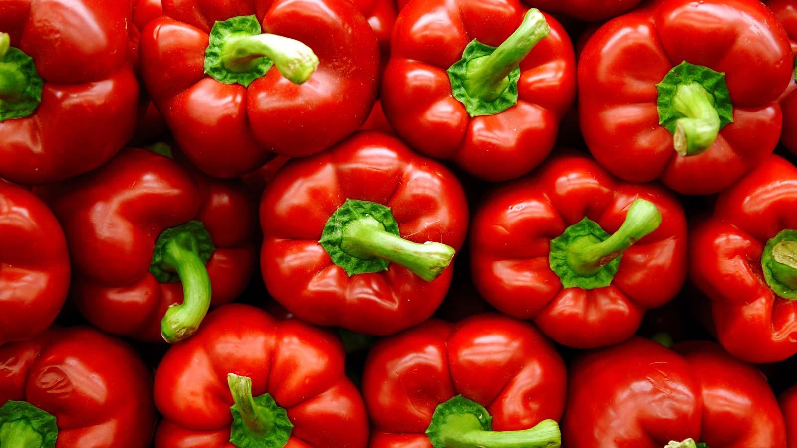 Mexico met Spanje grootste exporteur van paprika's ter wereld