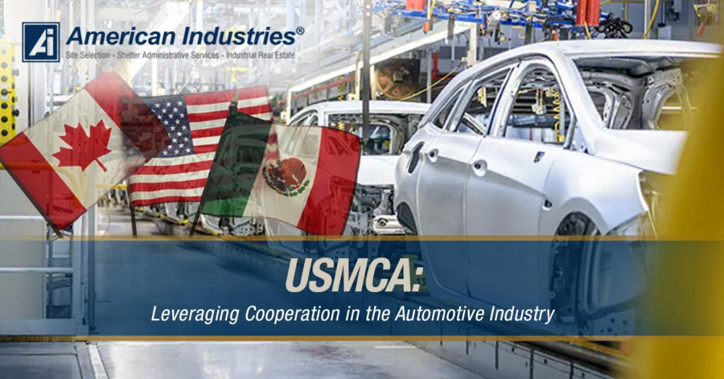 Overview of the Automotive Industry: From NAFTA to the USMCA http://www.revistacomercioexterior.com › articulo › t=o... Interview with Fausto Cuevas, Managing Director of the Mexican Automotive Industry Association. By: Karina Almaraz Téllez / Photo: Ignacio Galar. Overview of the ... People also ask What will Usmca mean for the auto industry? How do car companies feel about Usmca? How will the shift from Nafta to Usmca affect the auto industry? Do my products qualify for Usmca? Feedback How Will the Shift from NAFTA to USMCA Affect the Auto ... https://www.industryweek.com › the-economy › article The new USMCA removes that tool from Trump's trade arsenal – to the great relief of the auto industry. The burden of higher production costs may be offset by ... USMCA: Leveraging Cooperation in the Automotive Industry https://www.americanindustriesgroup.com › blog-usmc... The ability to move products with ease across borders allowed supply chains to become more efficient and increasingly intertwined. In 2015, NAFTA trade reached ... USMCA Automotive Industry Summit 2021