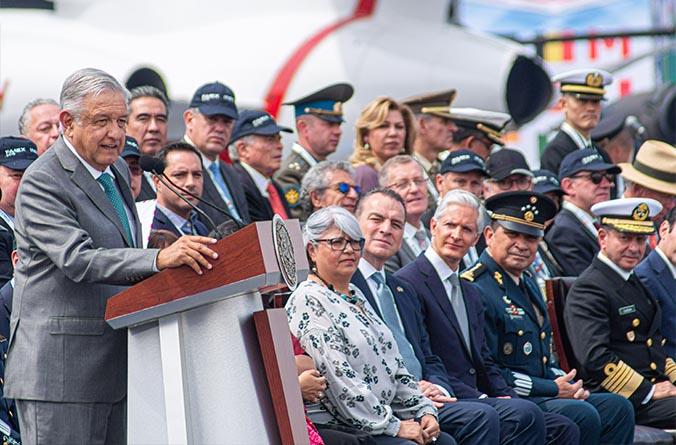 Feria Aeroespacial México